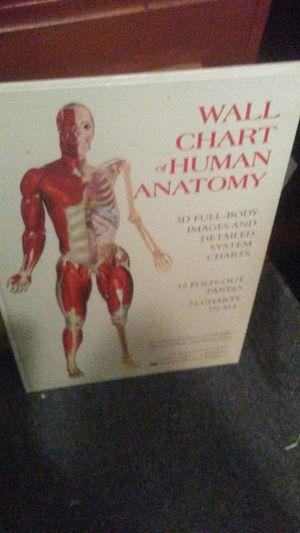 Human Anatony book for Sale in Aberdeen, WA