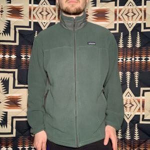 Rare Patagonia R4 Regulator Fleece Jacket Size XL Green Polartec Retro USA for Sale in Everett, WA