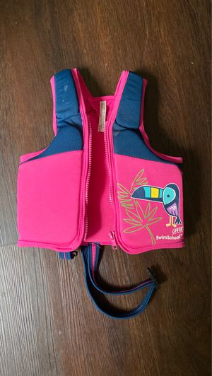 Aqua life jacket for Sale in Wadsworth, OH