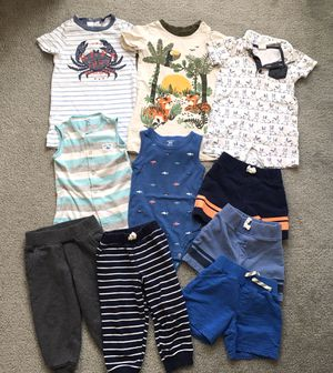 Bundle of baby boy clothes for Sale in Burbank, CA