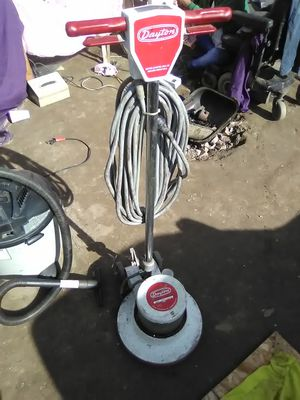 Dayton floor cleaner/ buffer/ scrubber for Sale in Pomona, CA