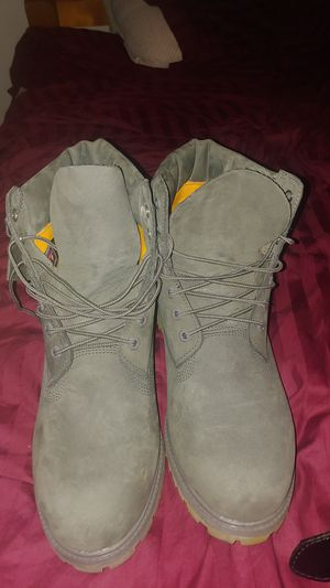Timberland boots 11.5 for Sale in San Joaquin, CA