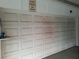 Garage door like new for Sale in Richardson, TX