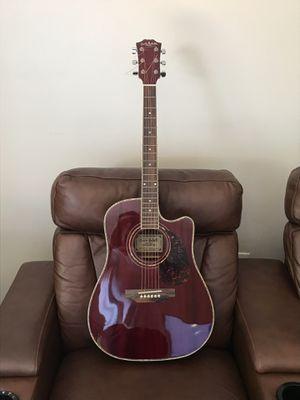 Carlo robelli acoustic guitar! for Sale in Miami, FL