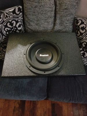 Subwoofer 10 for Sale in Waco, TX