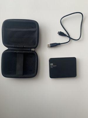 1 Terabyte Western Digital My Passport Ultra External Hard Drive for Sale in Brandon, FL