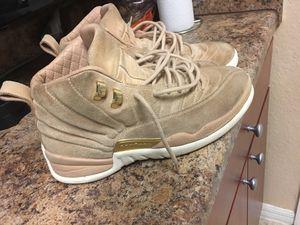 Jordan 12 suave 10.5 like new for Sale in Tampa, FL