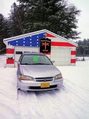 99 Honda Accord LX for Sale in Glenburn, ME