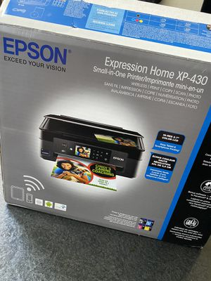 Epson XP-430 Printer for Sale in Dallas, TX