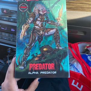 Alpha Predator Action Figure for Sale in Laveen Village, AZ