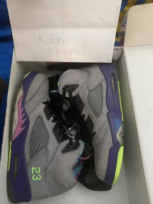 "AIR JORDAN 5 ""BEL AIR"" SIZE 11 for Sale in Vallejo, CA"