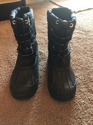 Kids snow boots-size 1 for Sale in Tempe, AZ