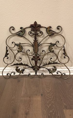 Metal Wall Deco for Sale in Poway, CA