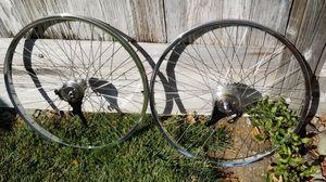 7 speed bicycle wheels for Sale in Pleasanton, CA