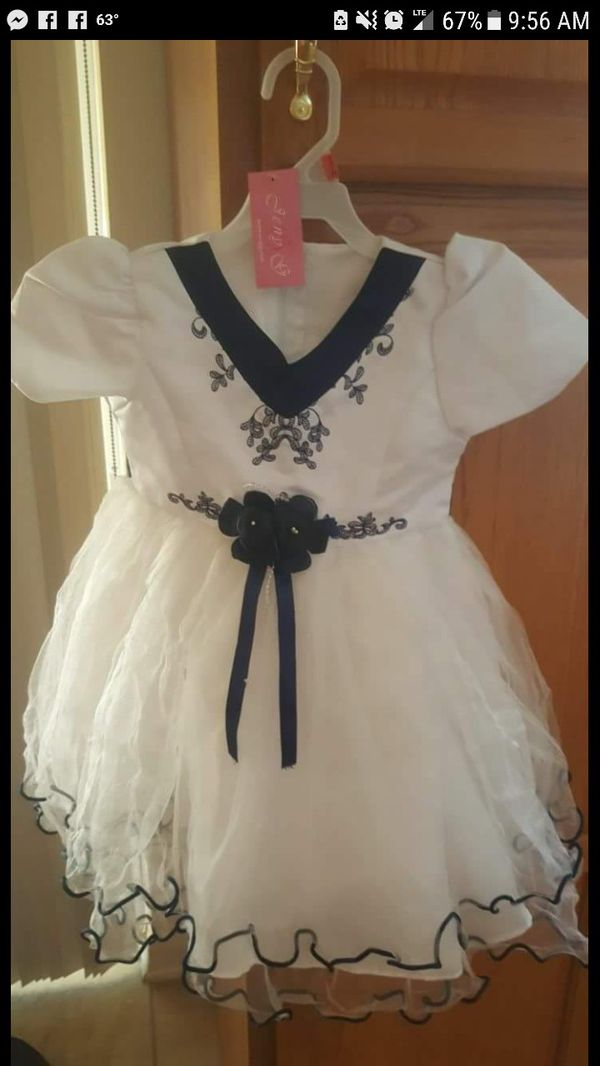 Girls Dress size 4 NWT Perfect for Easter / Flower Girl / Church / Pageant