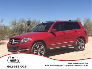 2013 Mercedes-Benz GLK-Class for Sale in Scottsdale, AZ