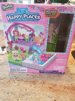 Shopkins Pool Set for Sale in Villanova, PA