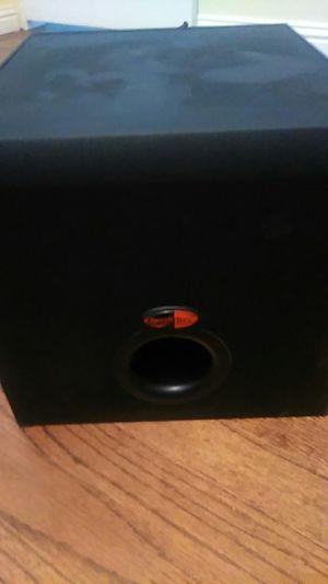 Klipsch Pro Media 2.1 (Subwoofer only) for Sale in San Lorenzo, CA