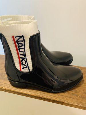 Women Nautica Rain Boots size 8 for Sale in Laurel, MD