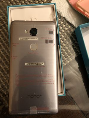 Huawei Honor 5x for Sale in Manassas, VA