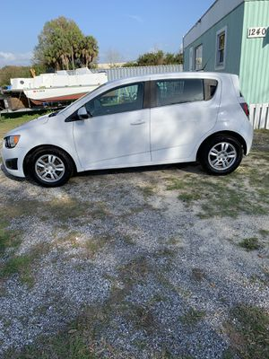 Chevy Sonic for Sale in Tampa, FL