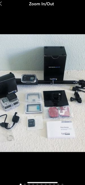 GoPro for Sale in SUNNY ISL BCH, FL