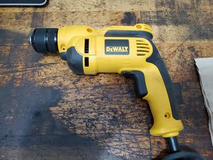 Dewalt corded drill for Sale in IL, US