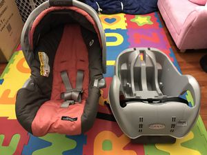 Graco baby infant toddler car seat for Sale in San Leandro, CA