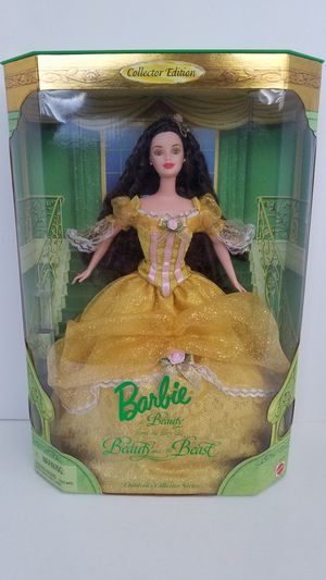 1999 Barbie as Beauty in Beauty and the Beast Doll by Mattel! Walt Disney! New in Box! Never Opened! for Sale in Las Vegas, NV