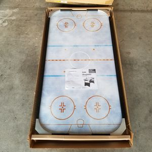 "NEW Franklin 54"" Quikset Air Hockey Table Blue And White Model 54200X for Sale in San Diego, CA"