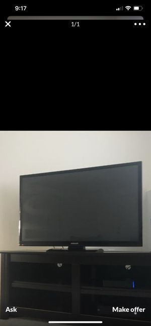 51 Samsung tv for Sale in Saugus, MA