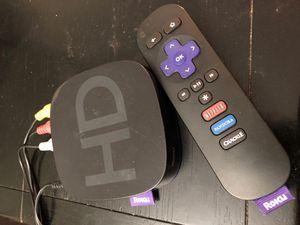 Roku & remote for Sale in Denver, CO