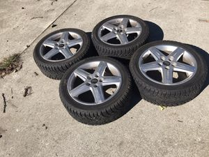 Studded snow tires for Sale in Burien, WA