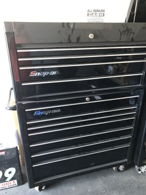 Snap on tool box for Sale in Essex, MD