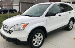 White 2007 Honda CRV EX AWDWheels Good for Sale in Salt Lake City, UT