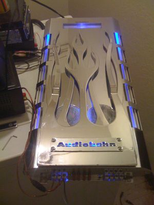 AUDIOBAHN 2400 watts car amplifier for Sale in Tracy, CA