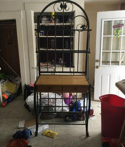 bakers rack for Sale in Westminster,  MA