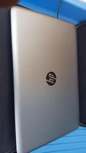 Hp laptop like new for Sale in Mount MADONNA, CA