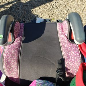 Girls booster seat for Sale in Peoria, AZ