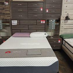 HOT DEAL, BEDROOM SET: QUEEN BED +DRESSER+NIGHTSTAND SKU#TCB4620SET for Sale in Santa Ana,  CA