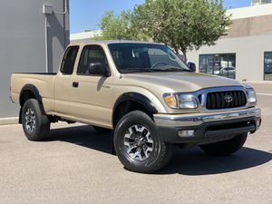 2002 Toyota Tacoma leather seats 2wd for Sale in Scottsdale, AZ