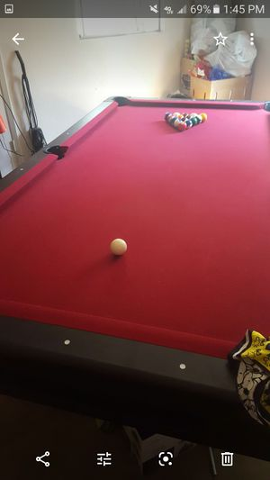 Pool table for Sale in Missoula, MT