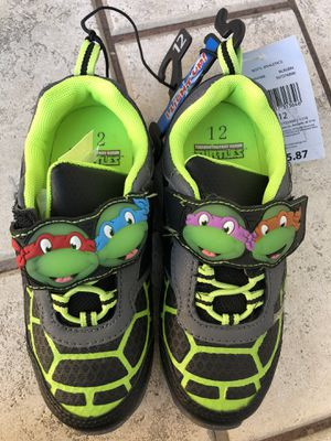 TMNT Boys Athletic Shoes for Sale in Los Angeles, CA