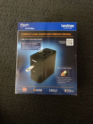 Brother Compact Label Maker Wireless Printing for Sale, used for sale  Prospect Park, NJ
