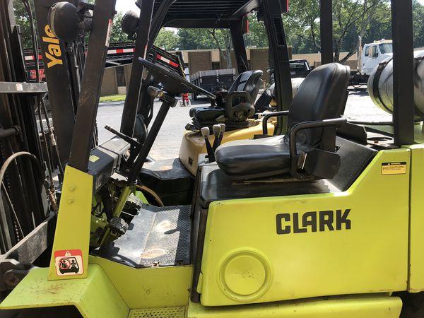 Forklift, Clark ,