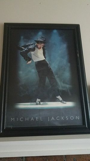 Micheal jackson picture for Sale in Knoxville, TN