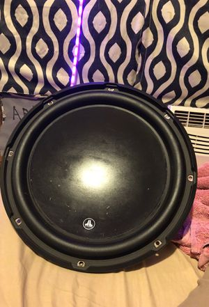 JL AUDIO SUBS for Sale in Gibsonton, FL