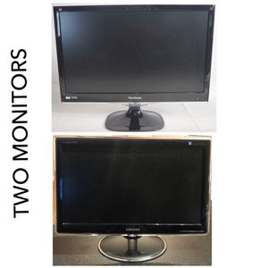 "Computer Monitors 23"" & 24"" - $100 OBO for Sale in Doral, FL"