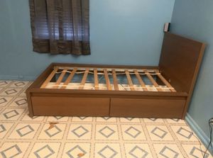 Twin bed frame for Sale in Grand Prairie, TX