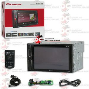 Pioneer Avh-211EX Double Din DVD Receiver for Sale in Lauderhill, FL